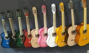 Oferta Guitarra Escolar
